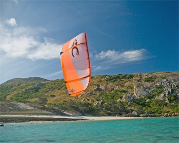 Kitesurfing, kite surfing, kiteboarding or flysurfing (if you speak French), is a new exciting water sport for the new millennium. Kitesurfing is a very, very young sport.